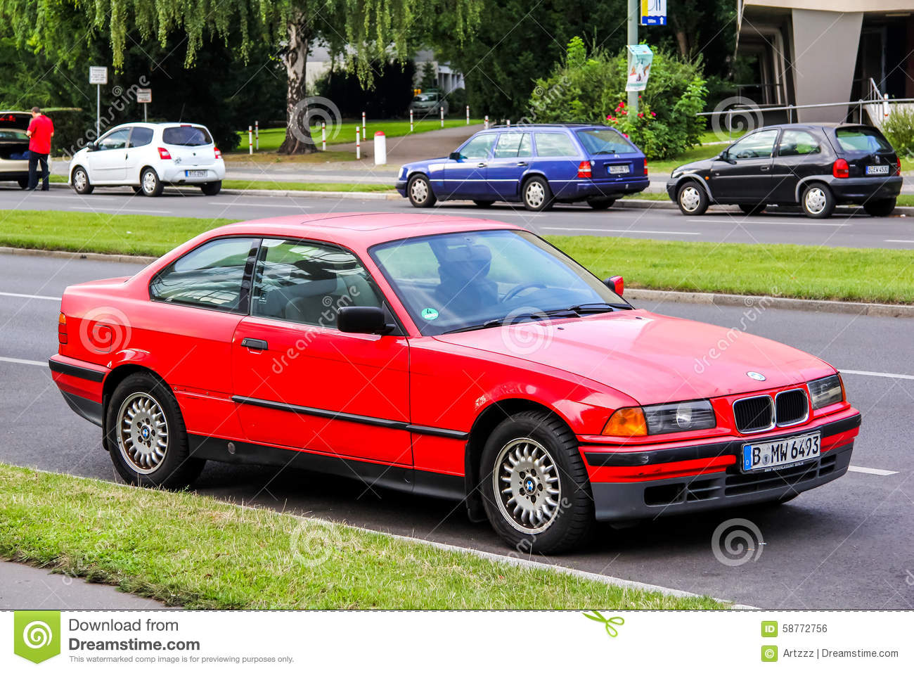 Bmw E36 3 Series Editorial Photo Image Of Classical