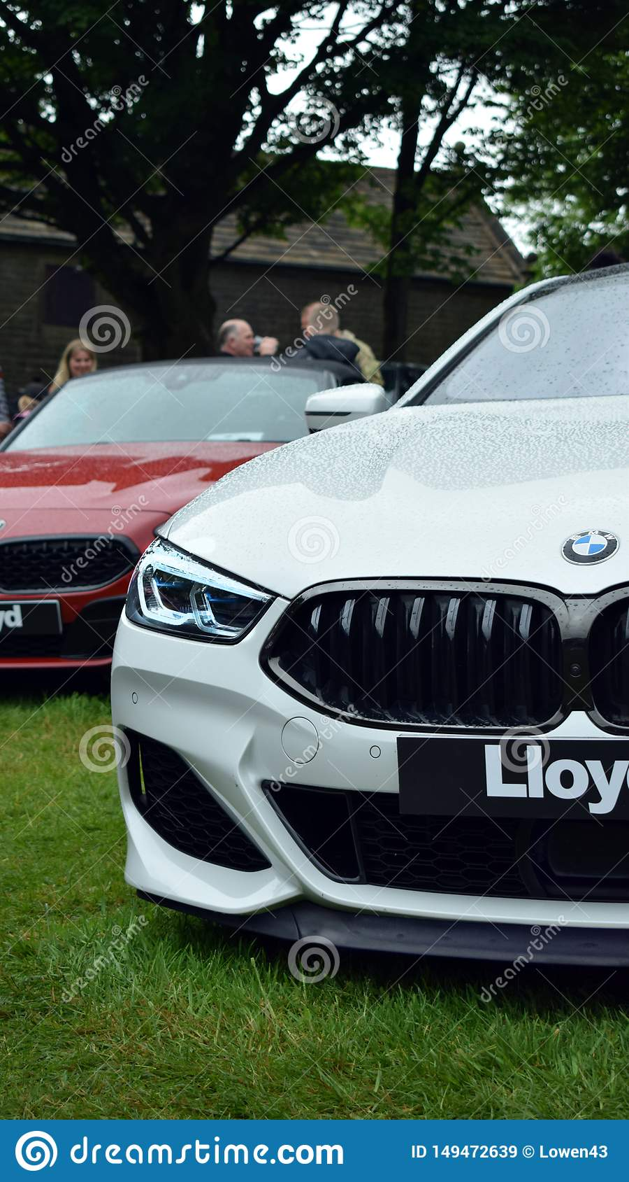 BMW a estrenar 8 series M