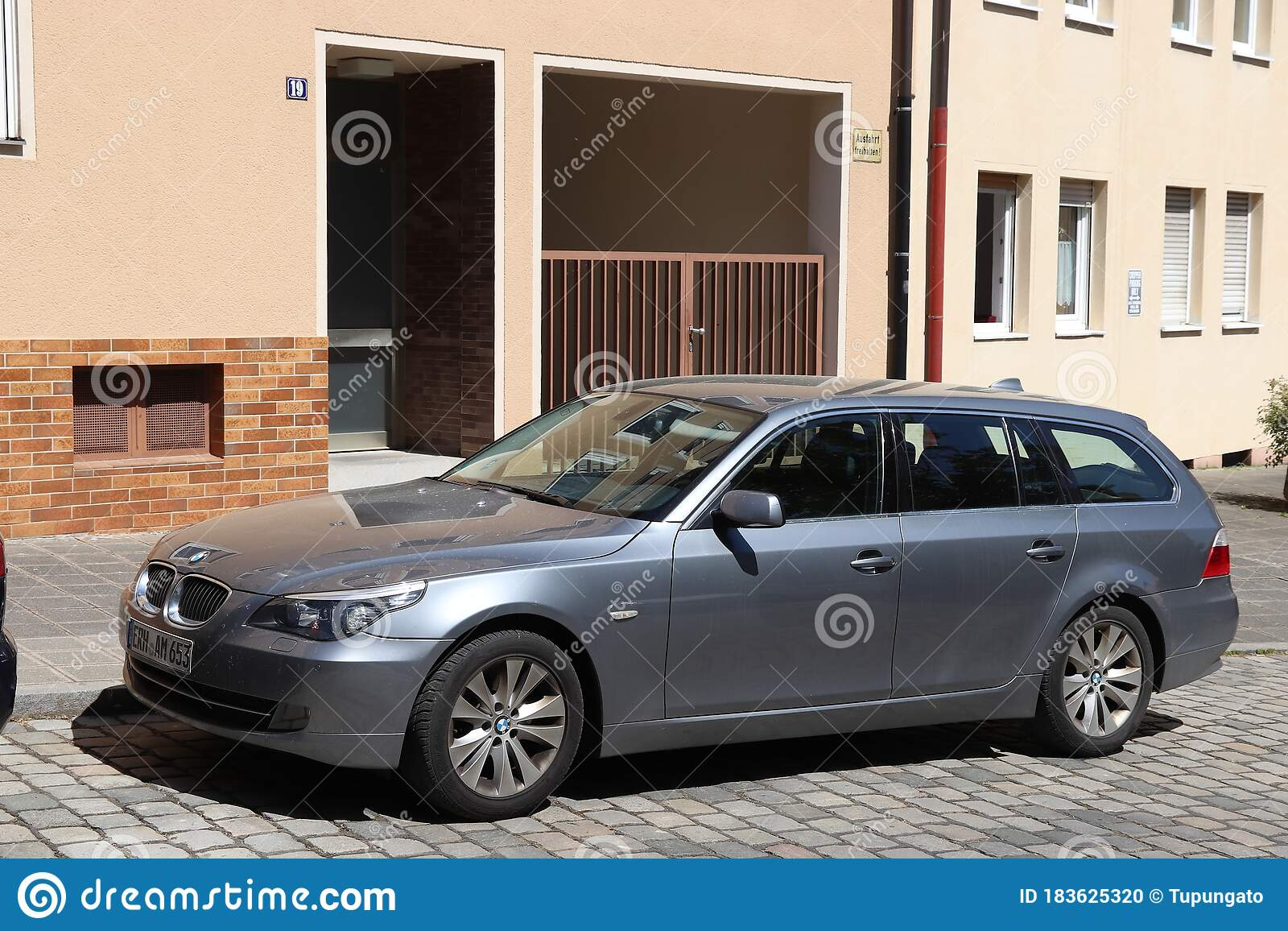 Bmw Family Car Editorial Image Image Of Germany Transportation 183625320