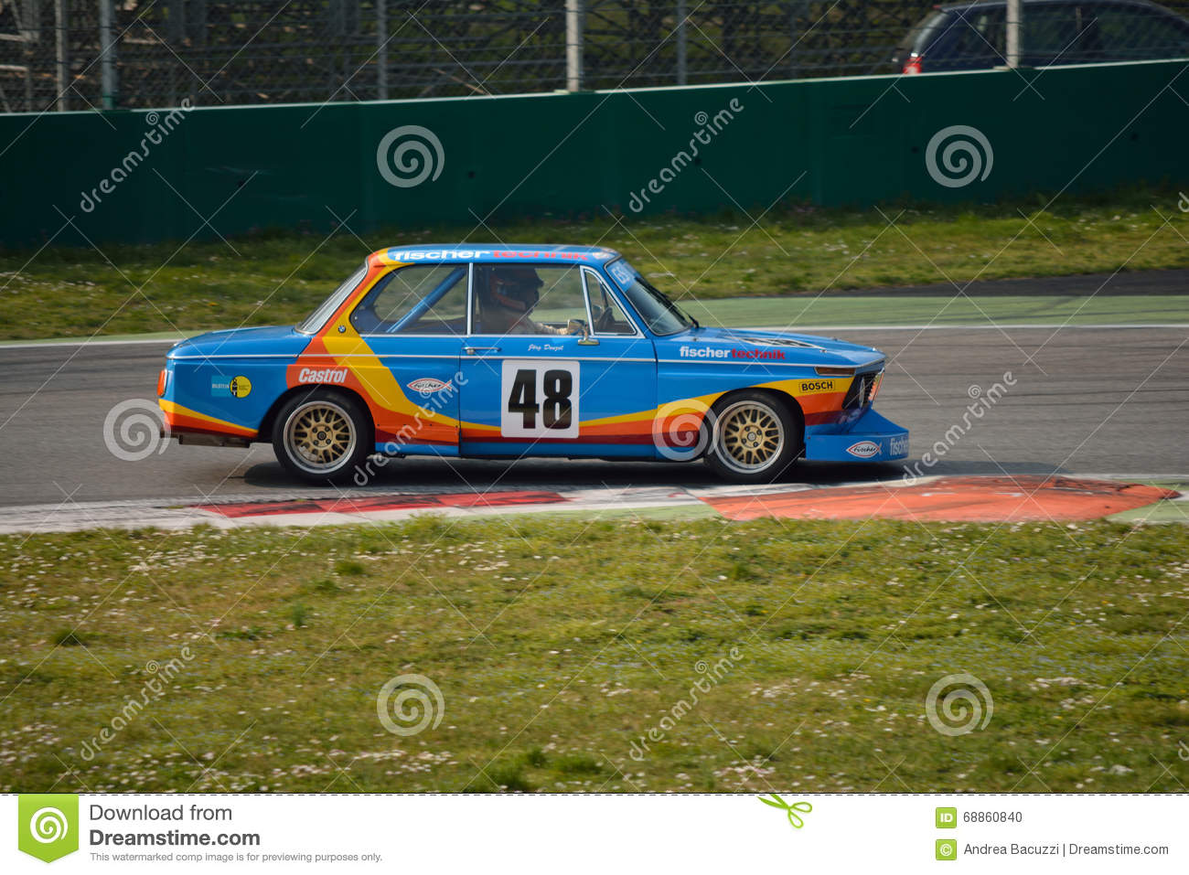 Bmw 2002 Gs Tuning Test 2016 At Monza Editorial Image Image Of Engine Automobile 68860840