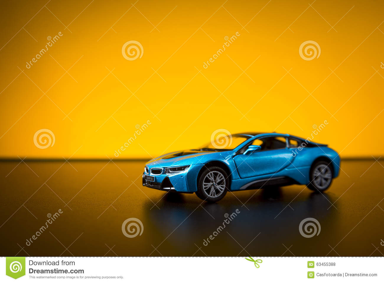 Bmw I8 Editorial Stock Photo Image Of Power Concept 63455388