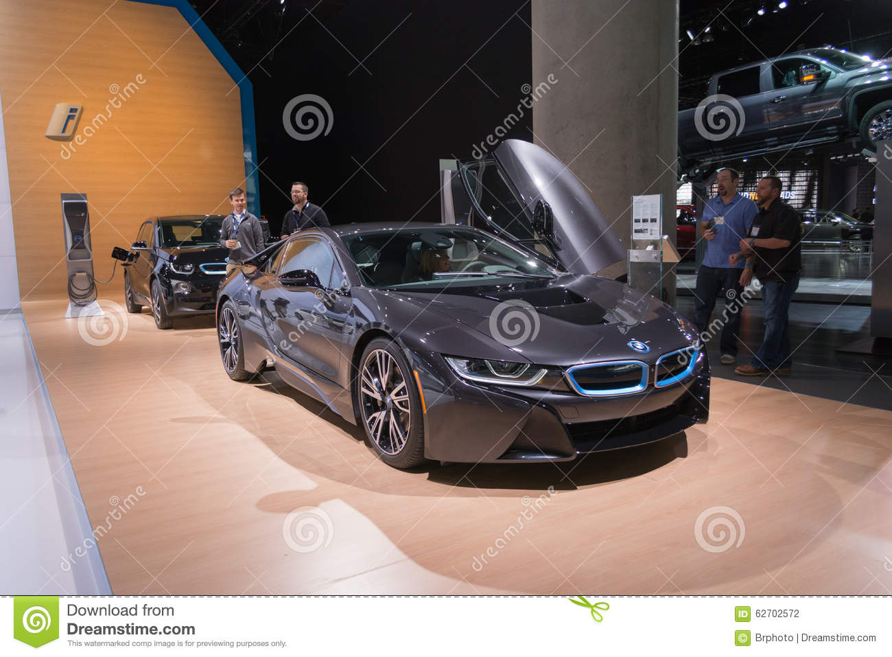 Bmw i8 2016 editorial photography image 62702572 for Dream motors los angeles