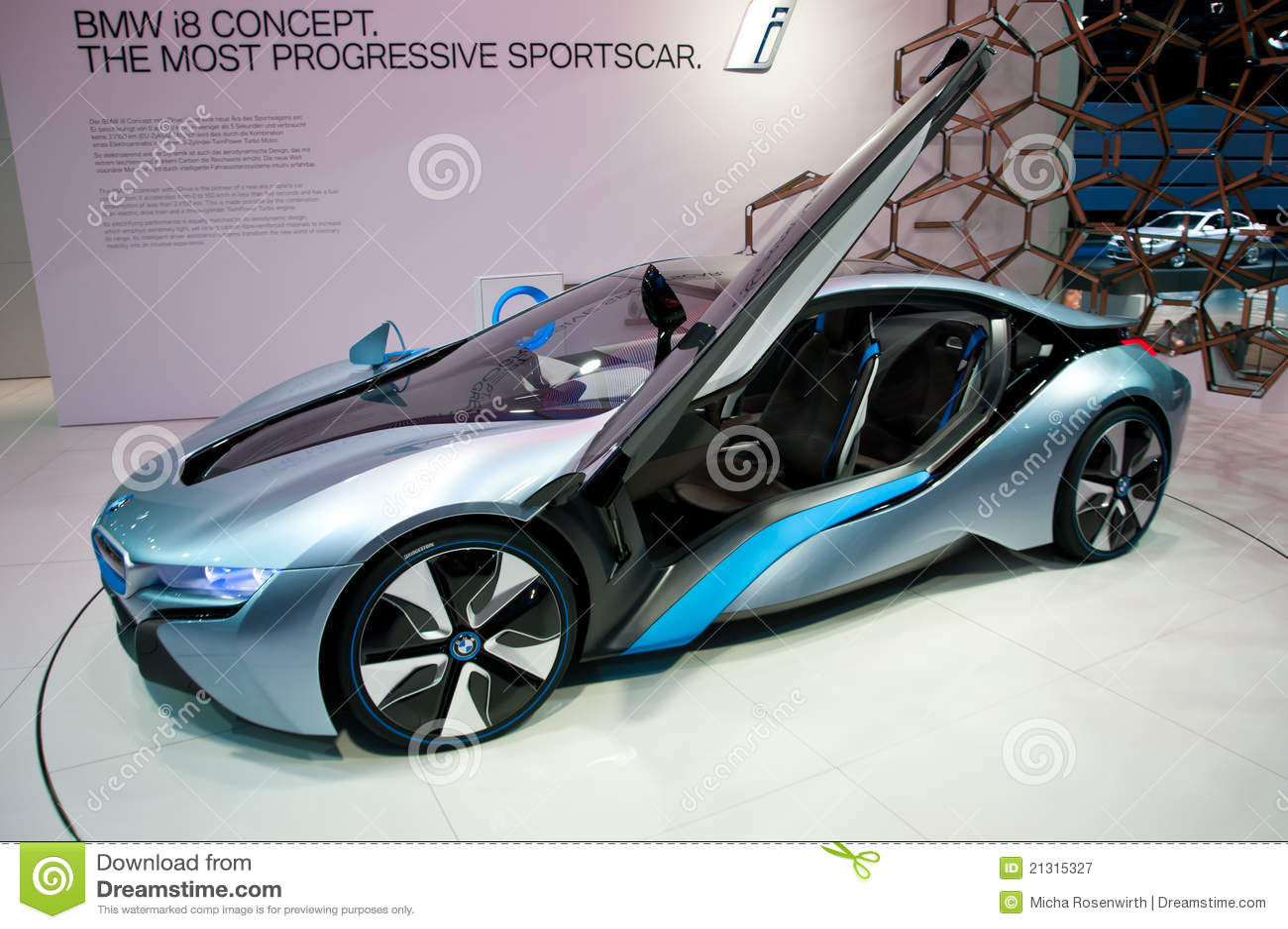 Beamer Car