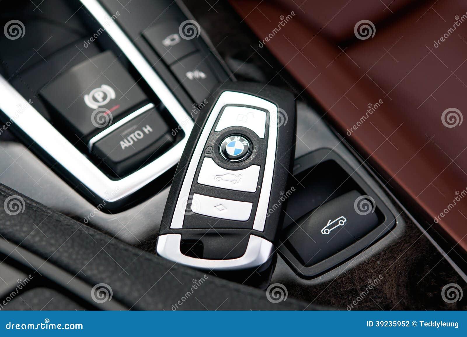 BMW Keyless Editorial Photography. Image Of Modern