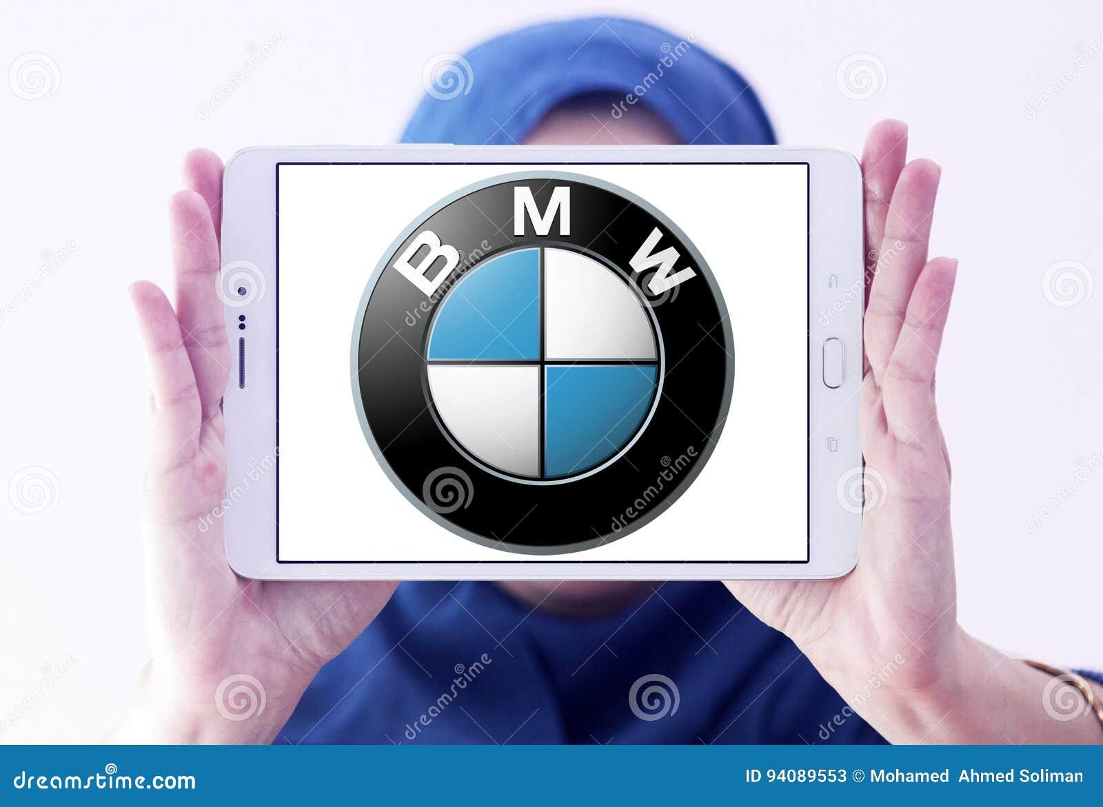 Bmw Logo Editorial Stock Photo Image Of Brand Phone 94089553