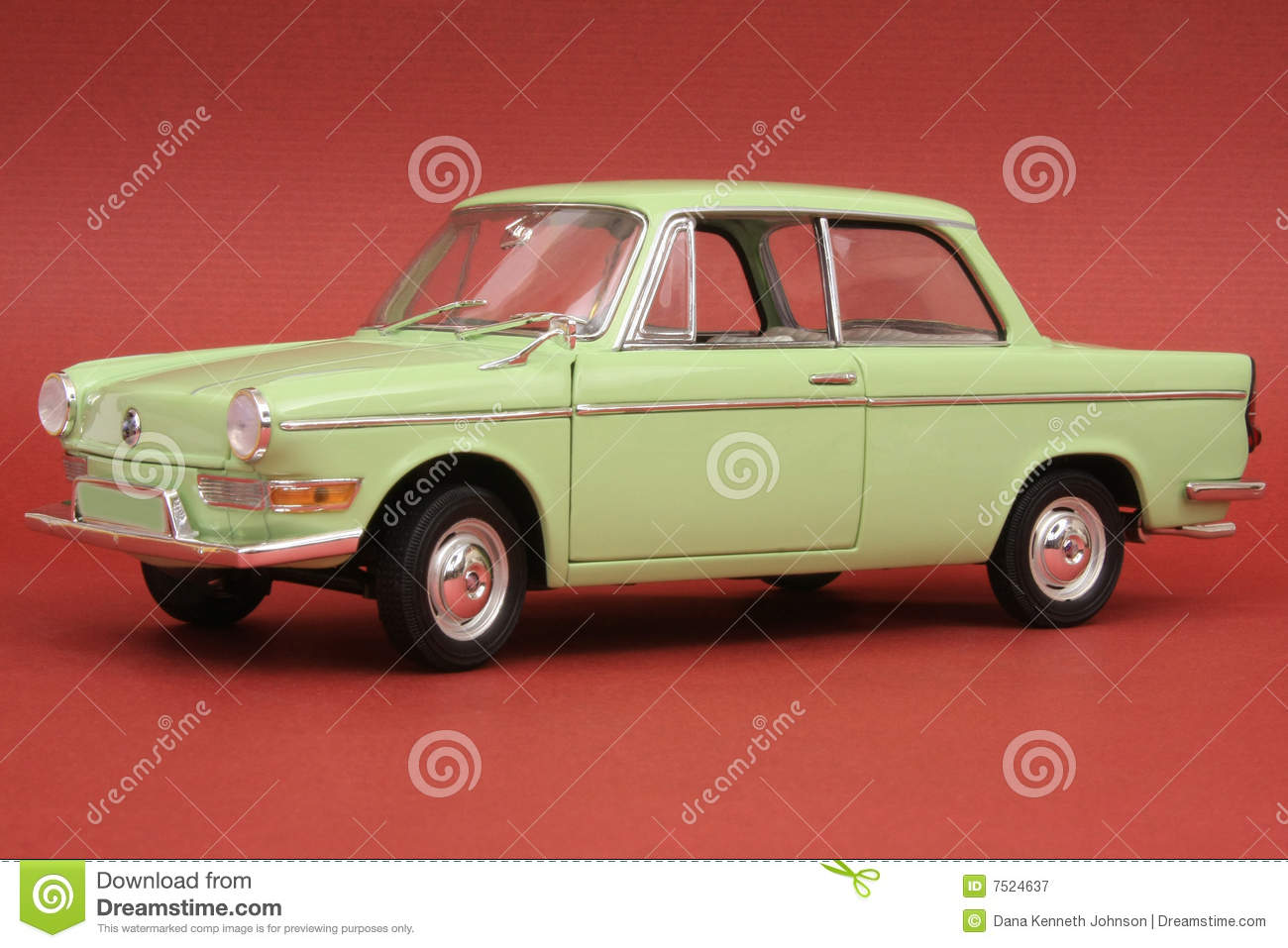 BMW LS Luxus 1962 Royalty Free Stock Photography - Image: 7524637