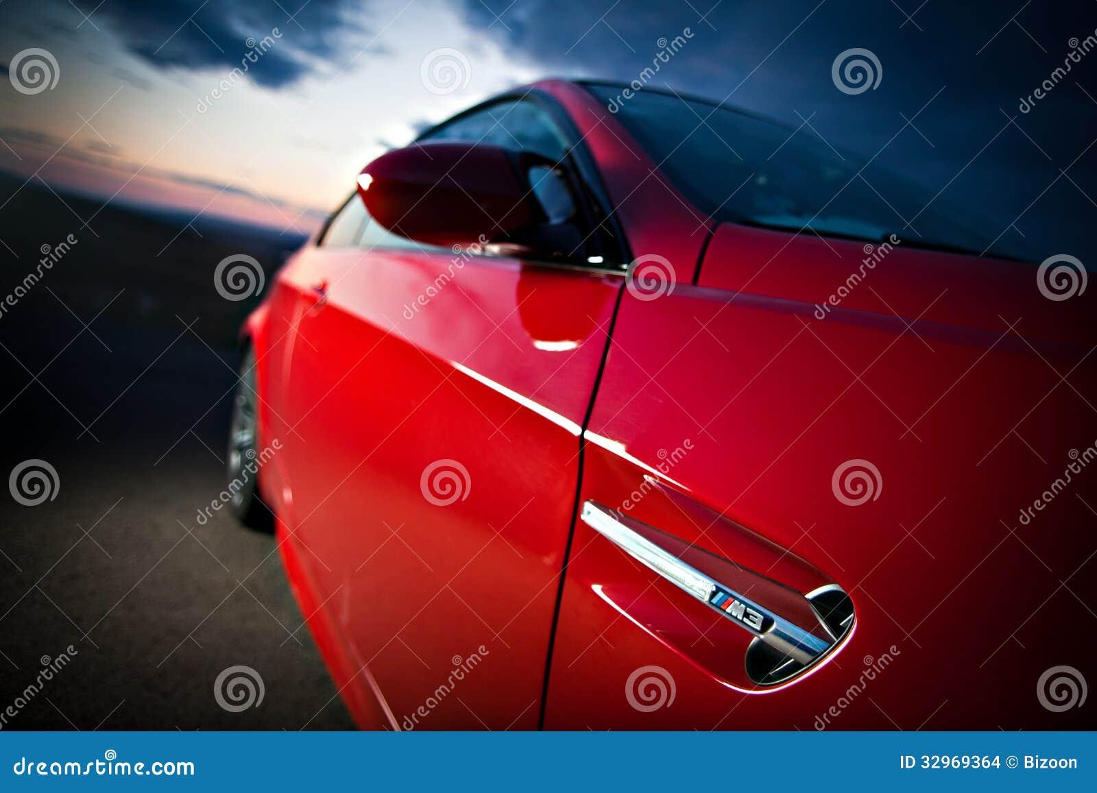 BMW M3商标