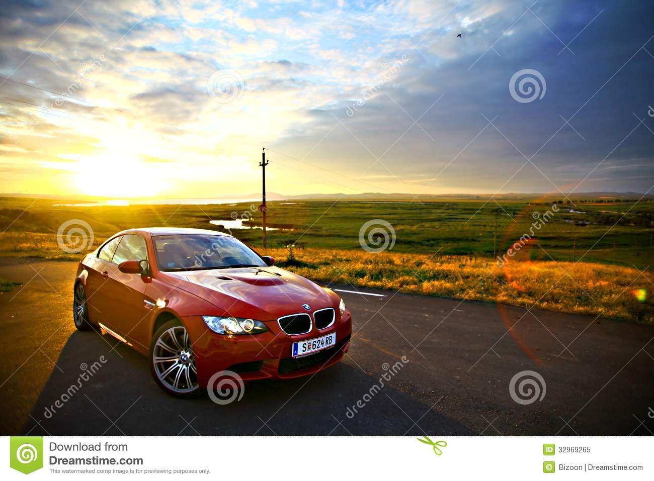Bmw M3 Editorial Image Image Of Landscape Outdoor
