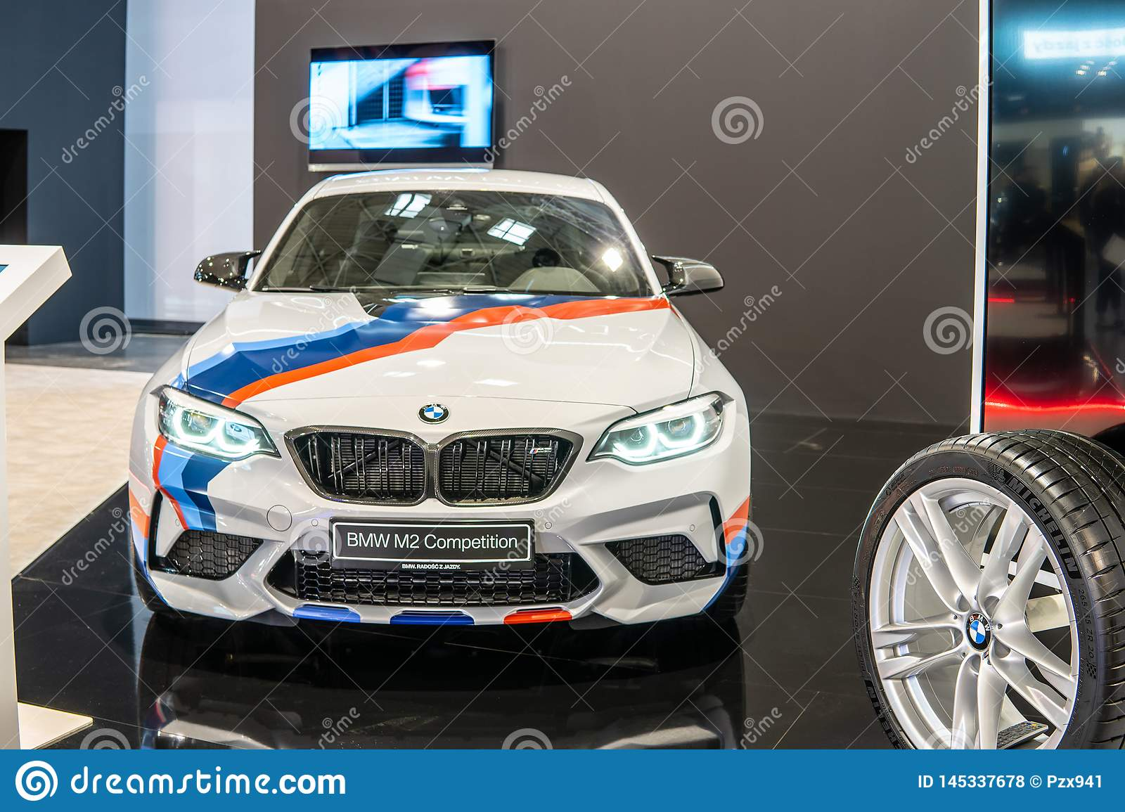 BMW M2 Coupe Competition, , first generation, F22, rear-wheel-drive coupe manufactured and marketed by BMW