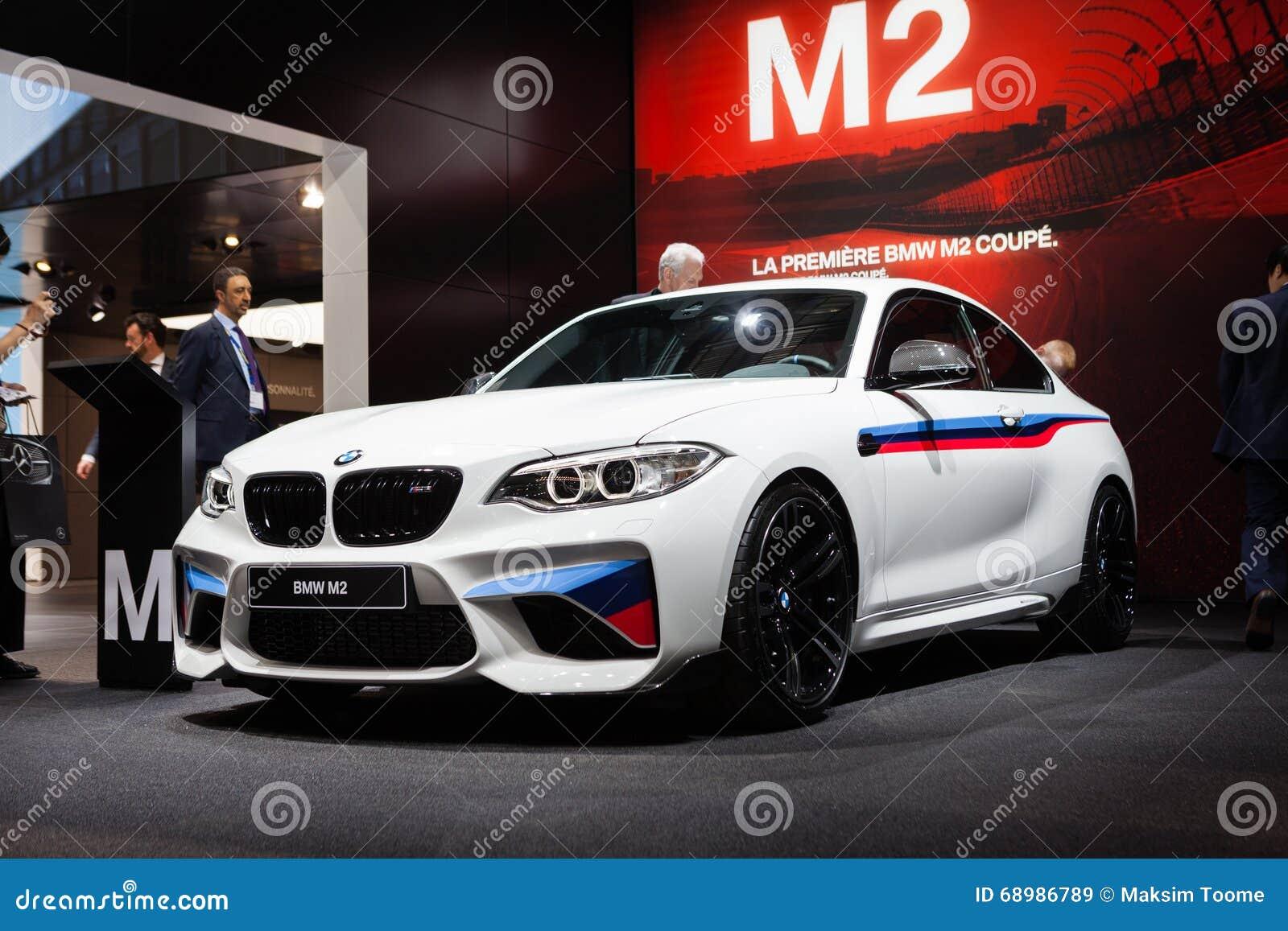 BMW M2 en Ginebra