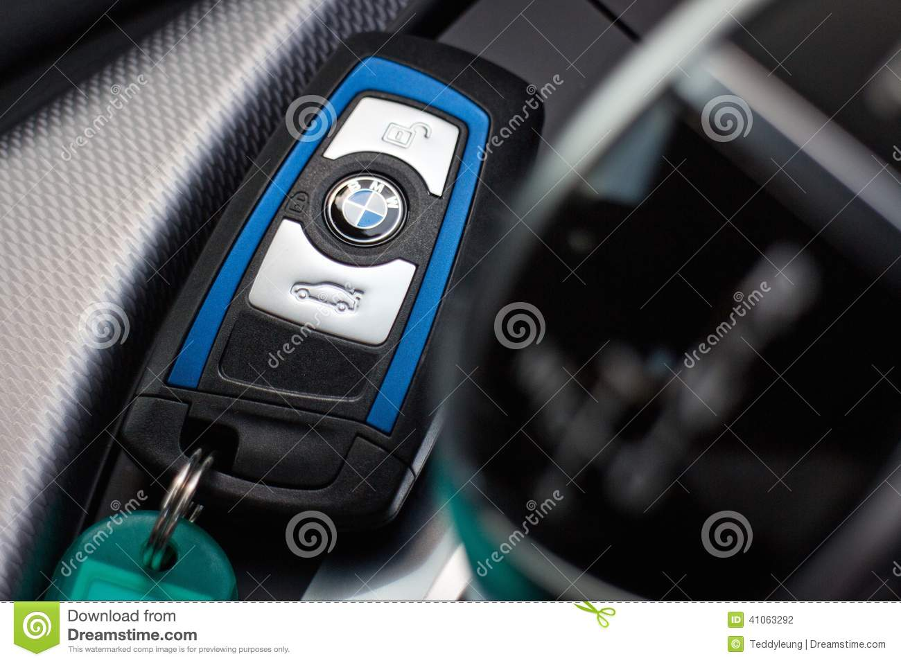 Bmw M235i Car Key On May 15 2014 In Hong Kong Editorial Photography Image 41063292