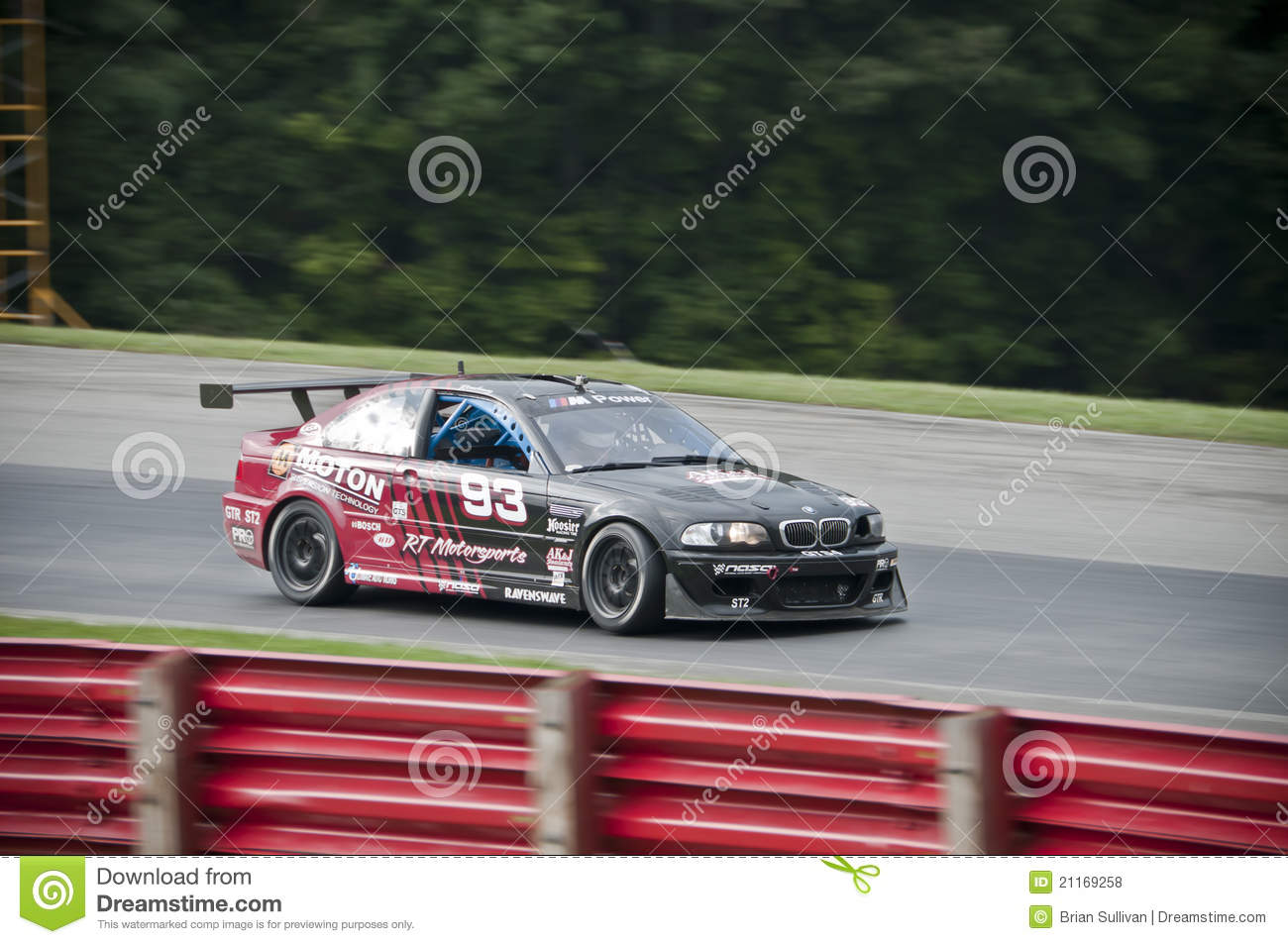 Bmw M3 Race Car Editorial Stock Photo Image Of Concept 21169258