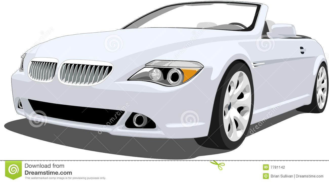 Bmw M6 Convertible Stock Photography Image 7781142