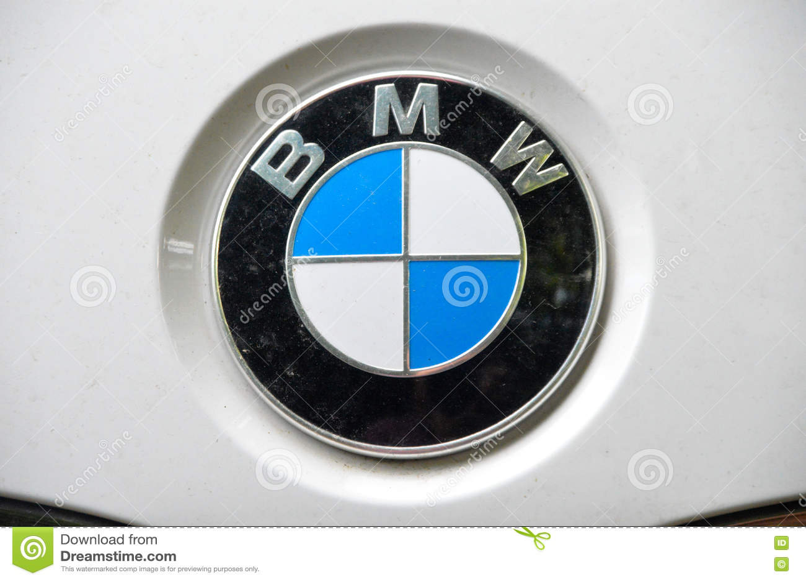 Bmw Metal Symbol Editorial Stock Image Image Of Auto 74131189