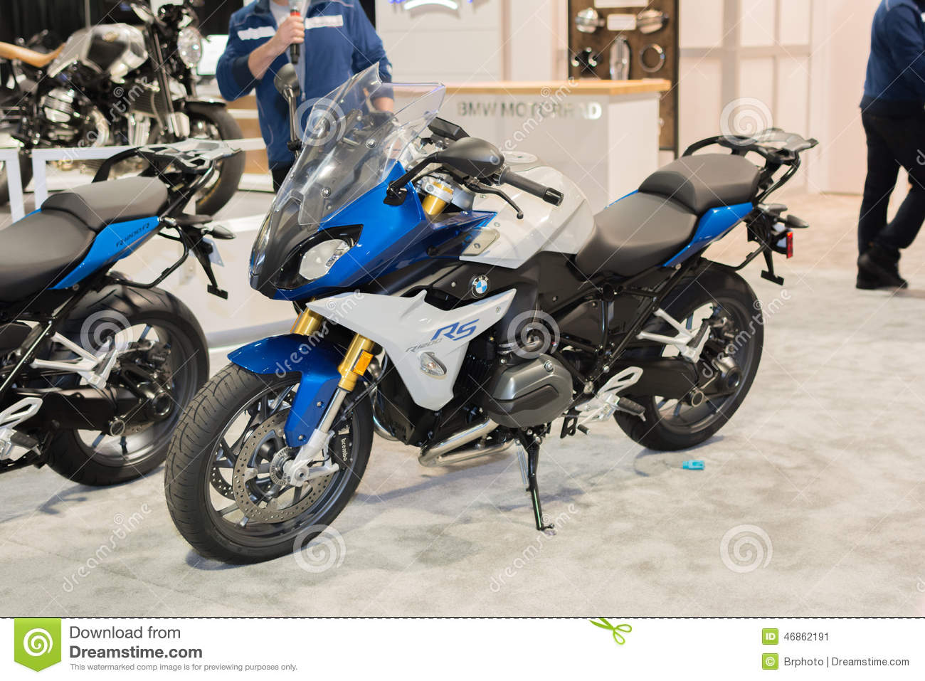awesome bmw rs1200 #4: Editorial Stock Photo