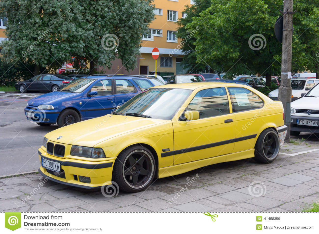 Bmw For Sale Editorial Photo Image Of Parked Poznan 41458356