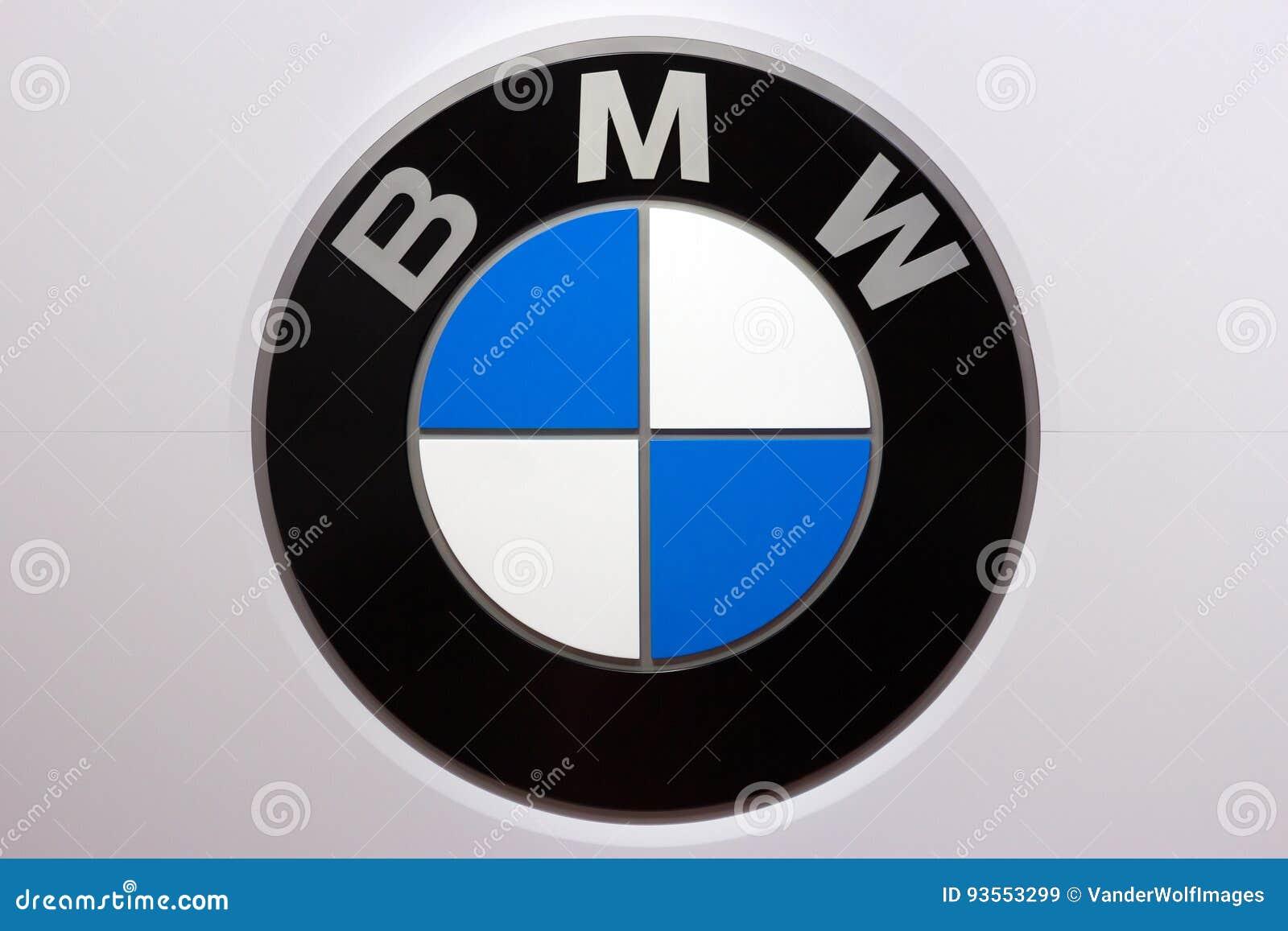 Bmw Symbol Editorial Stock Image Image Of Symbol Business 93553299