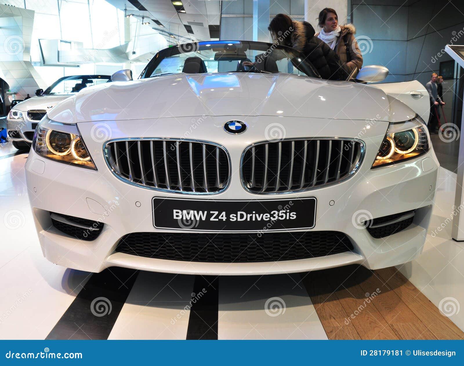 BMW Z3 xDrive35i