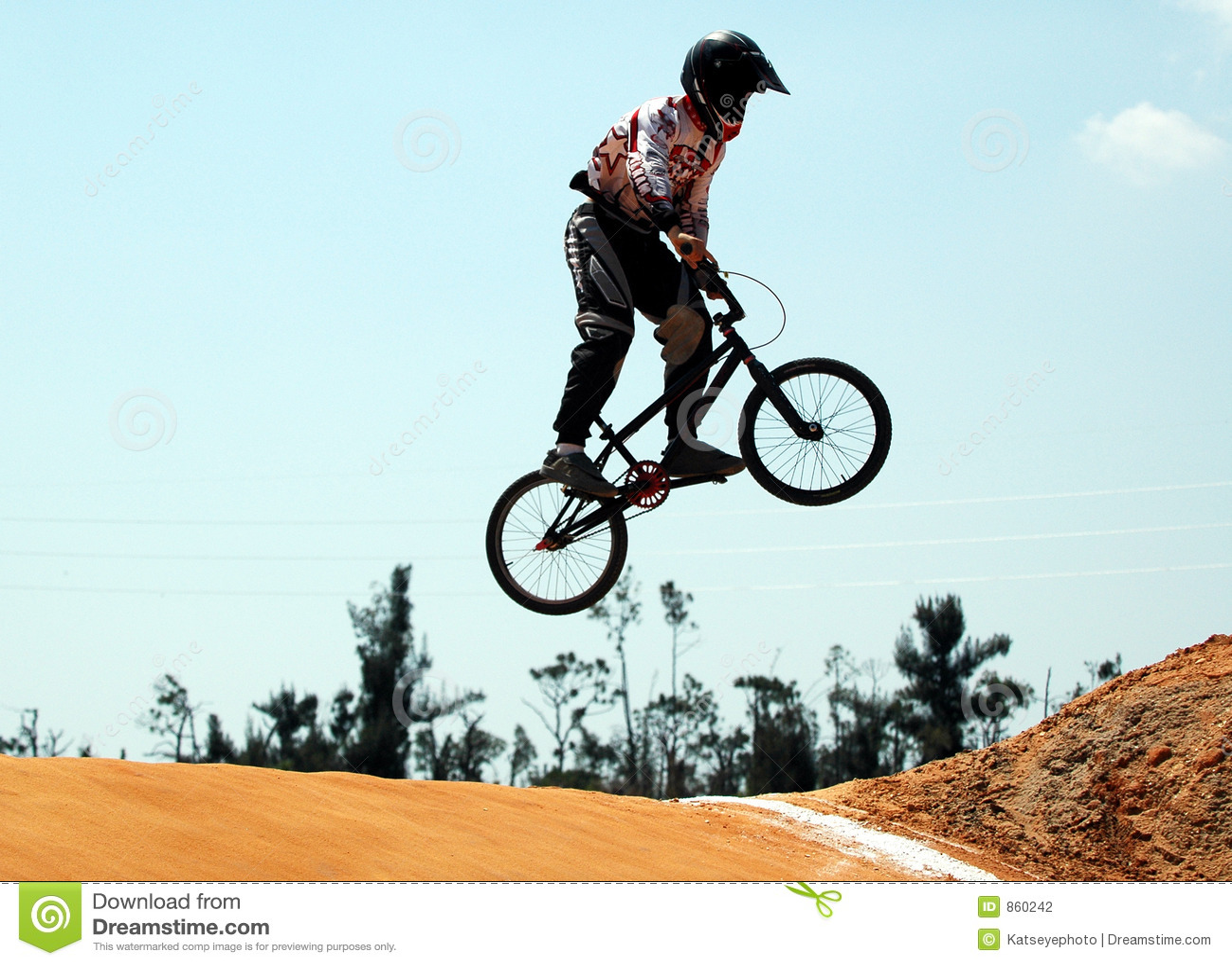 BMX Biker