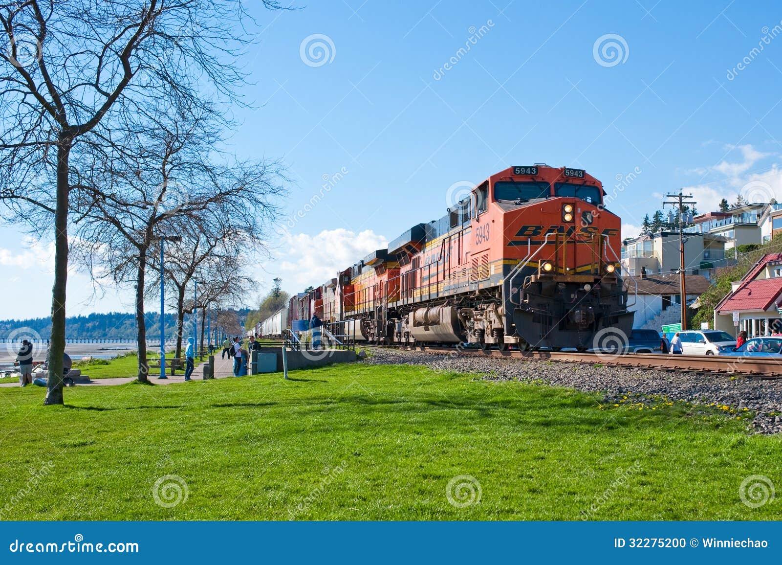 Berkshire Hathaway Energy Bnsf Coal Train Editorial Image Image Of Grade Engine
