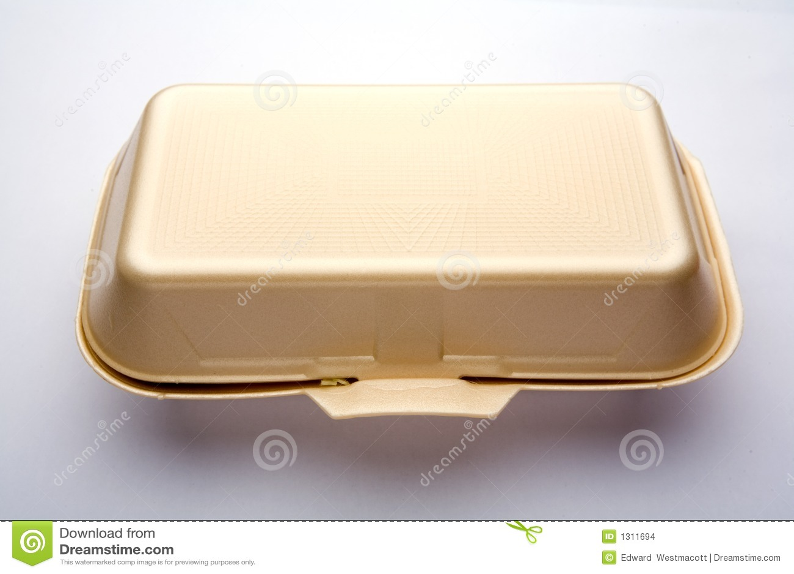 Boîte à aliments de préparation rapide