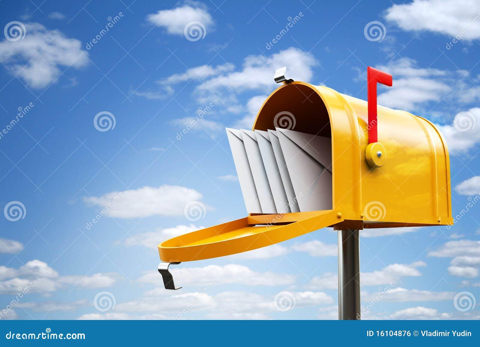 clipart gratuit boite aux lettres - photo #47