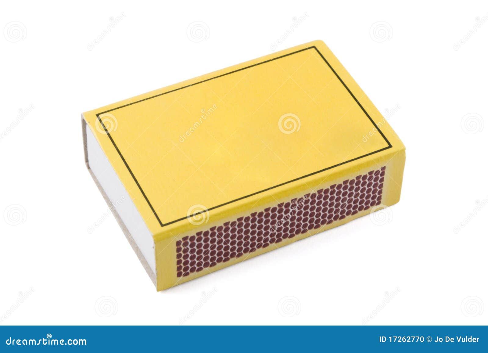 Boîte d allumettes