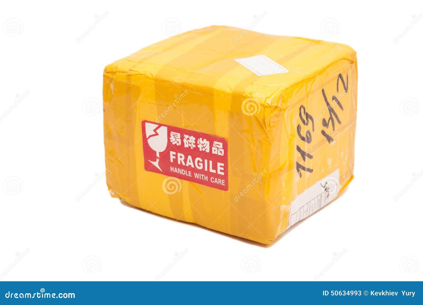 bo te d 39 envoi par la poste ou carton d 39 exp dition image stock image du fond paquet 50634993. Black Bedroom Furniture Sets. Home Design Ideas