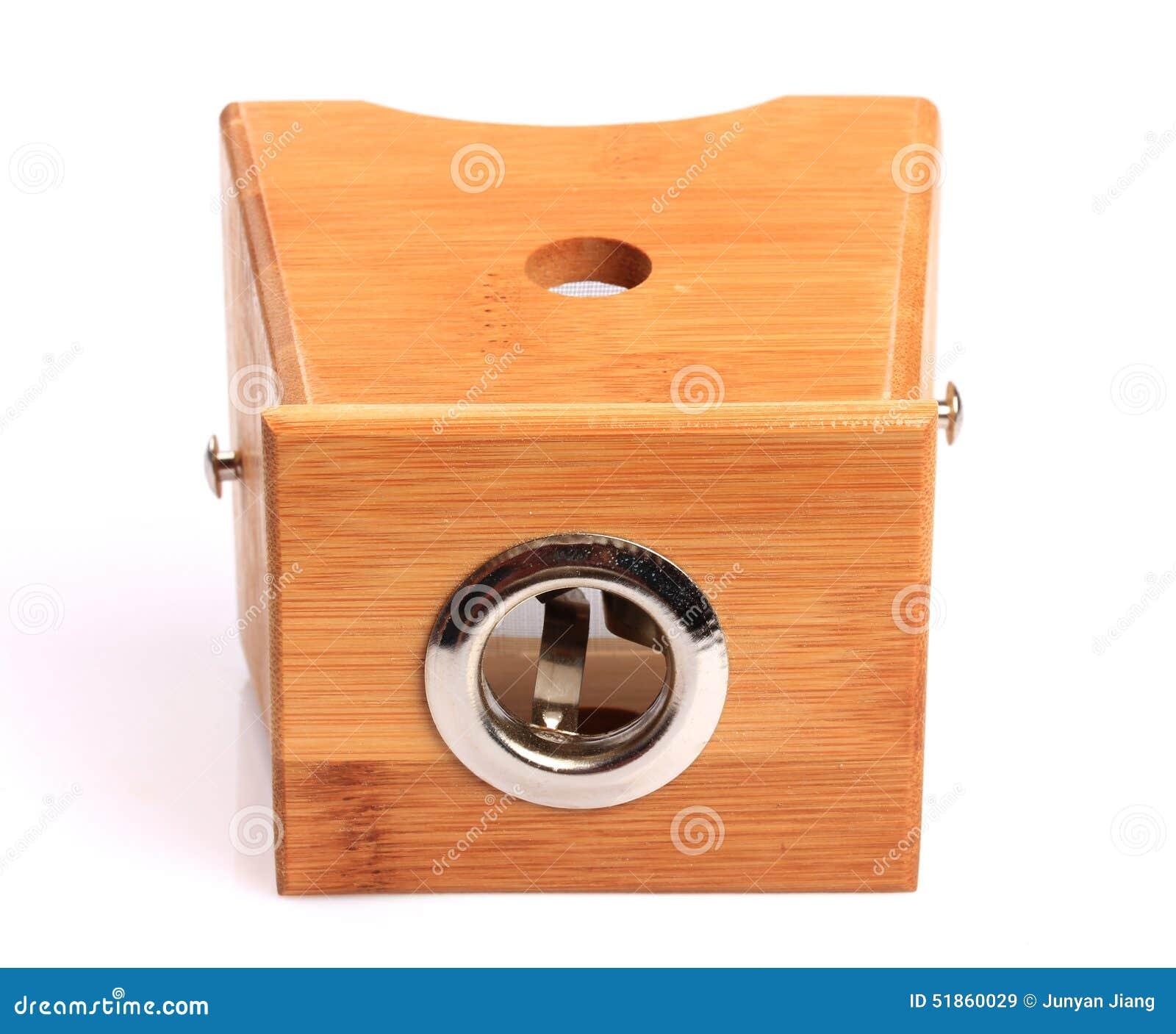 Boîte de Moxibustion