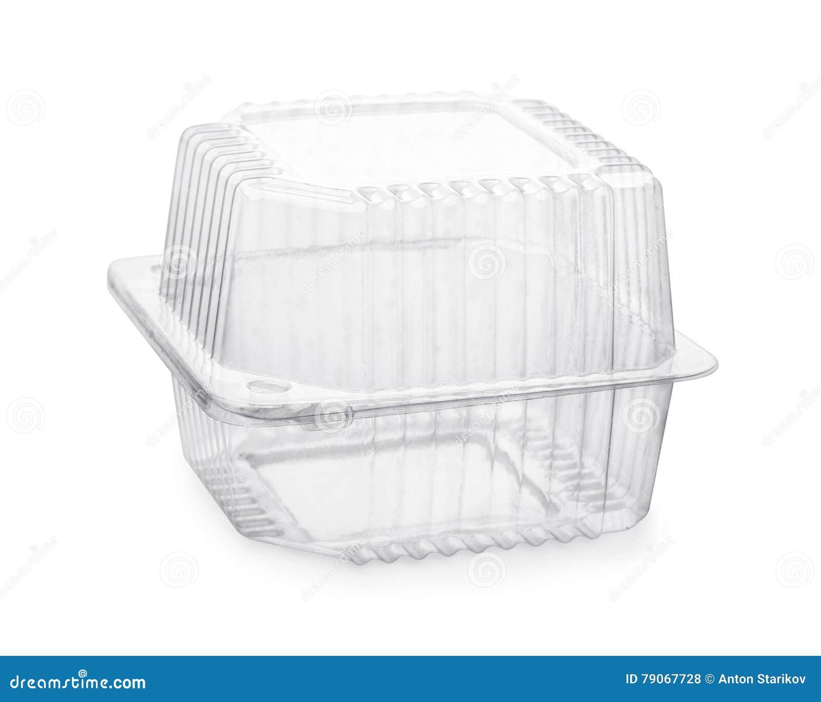 Bo te en plastique transparente ferm e d 39 emballage for Boite plastique alimentaire