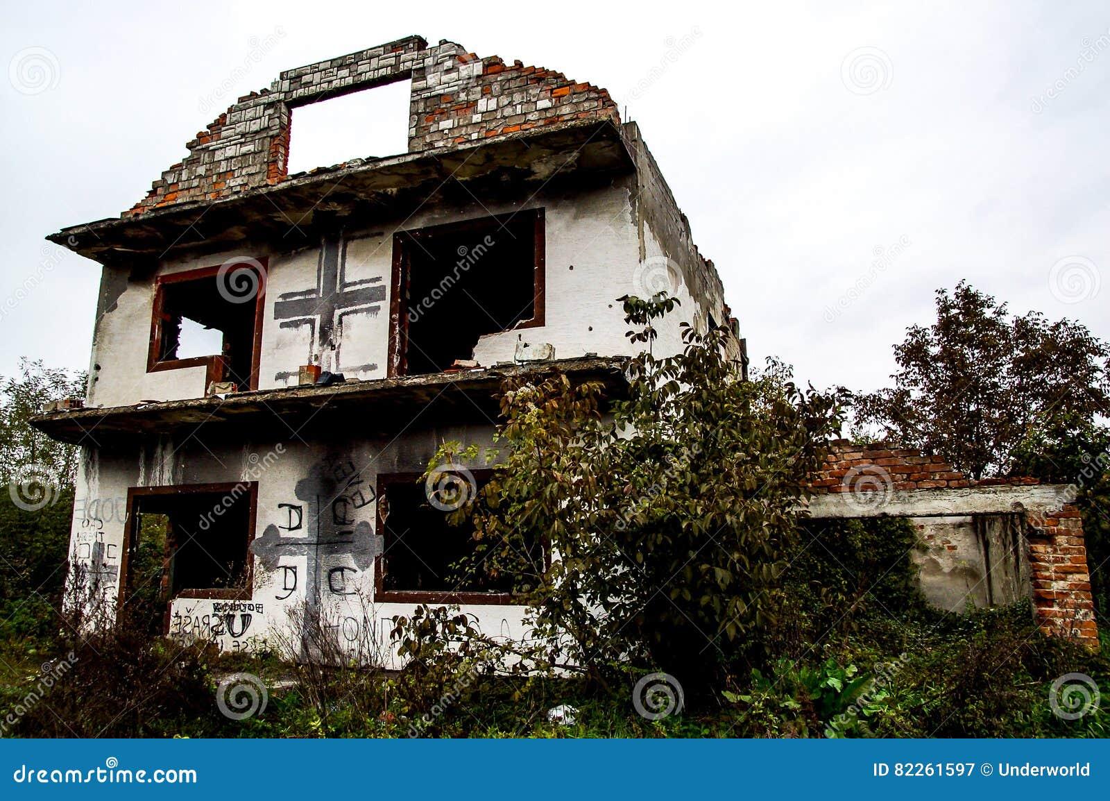 Bośniak porzucający dom