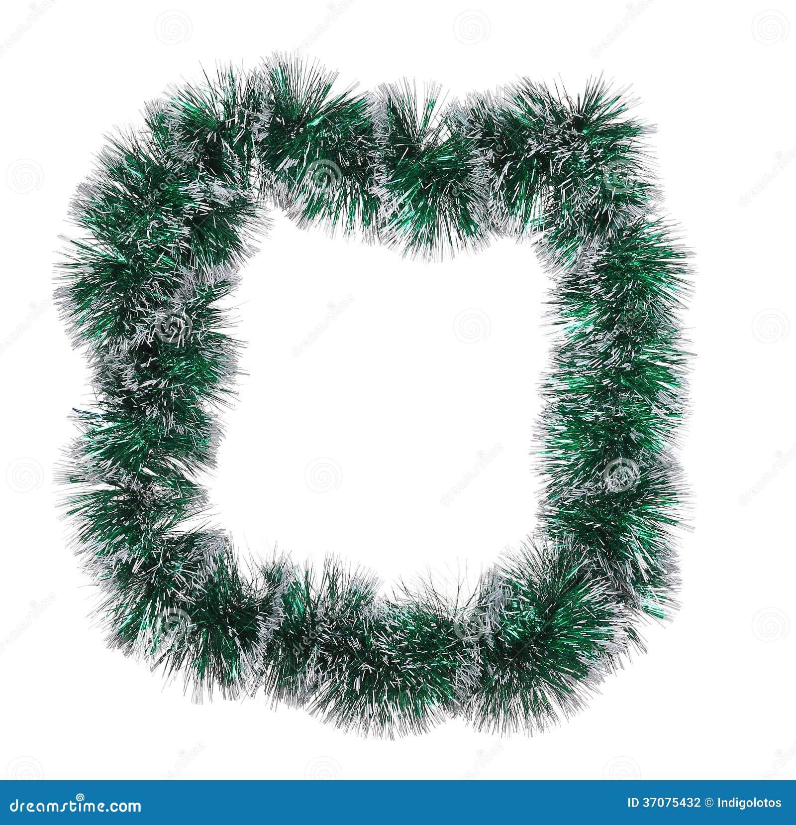 Download Boże Narodzenia Zielenieją świecidełko Jak Rama. Zdjęcie Stock - Obraz złożonej z dekoruje, miejsce: 37075432