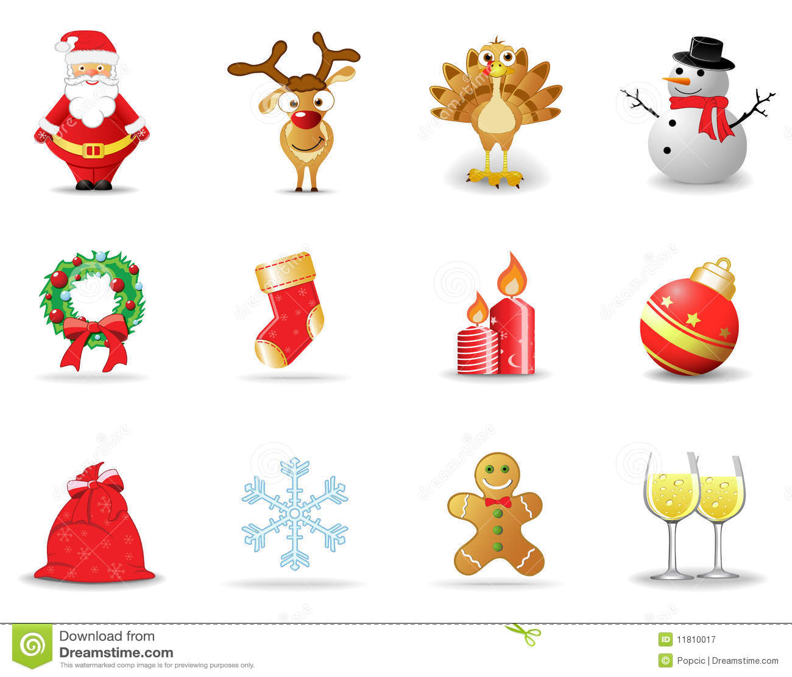 Boże Narodzenie 2 ikony