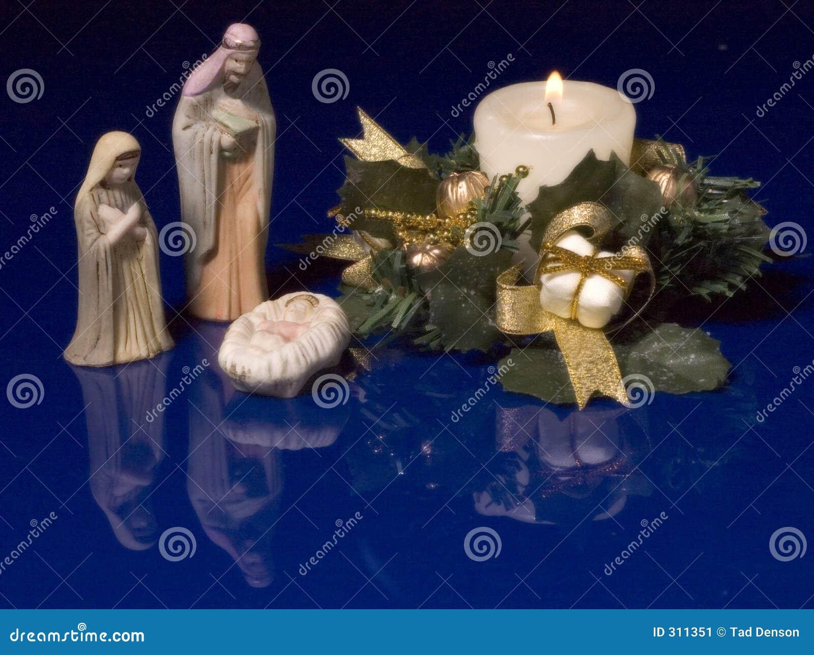 Boże narodzenie manger