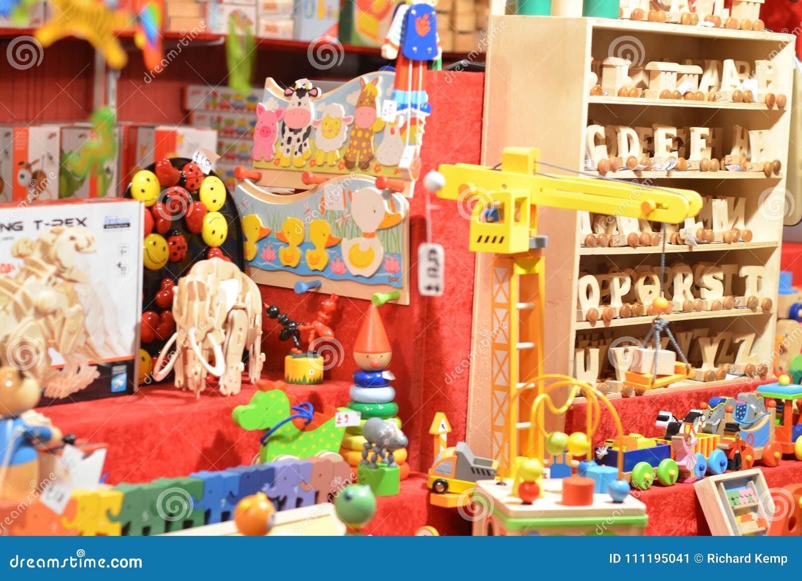 Boże Narodzenie zabawki dla sprzedaży na kramu