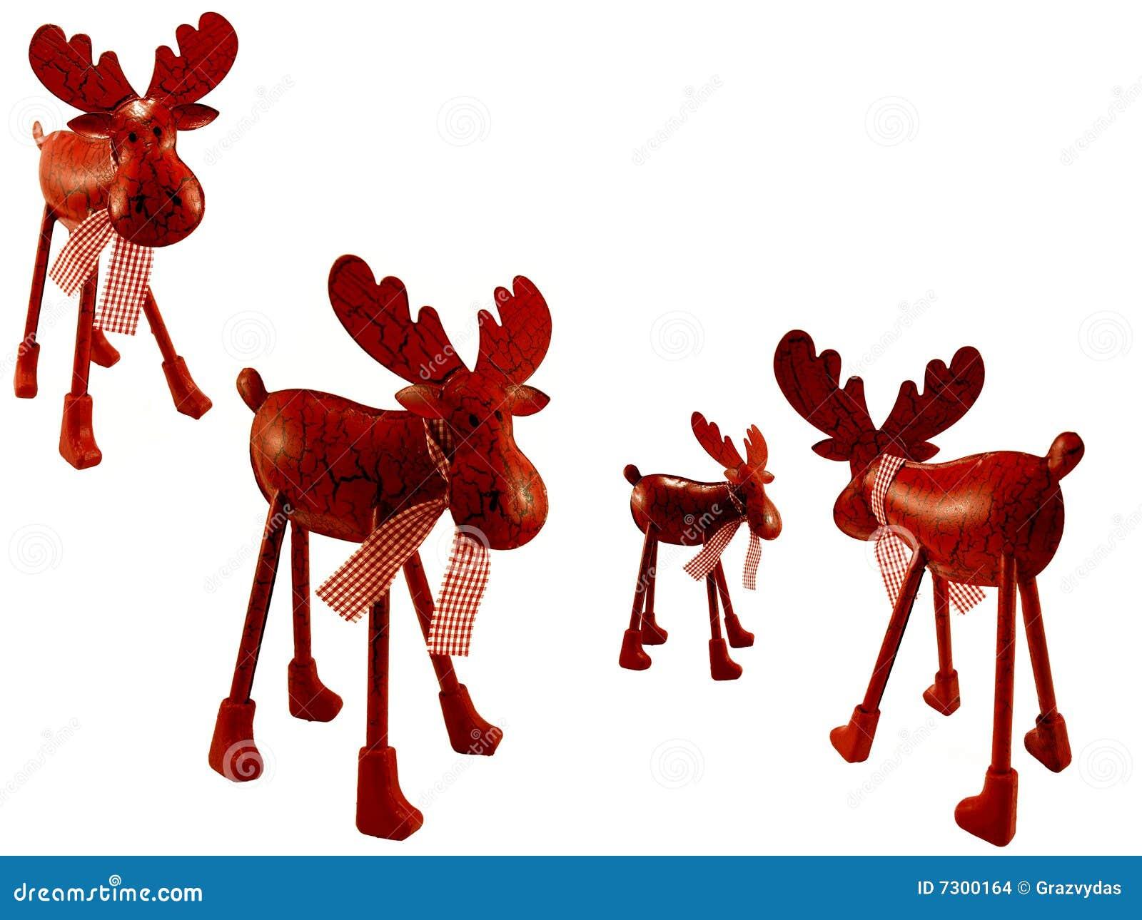Bożych narodzeń deers