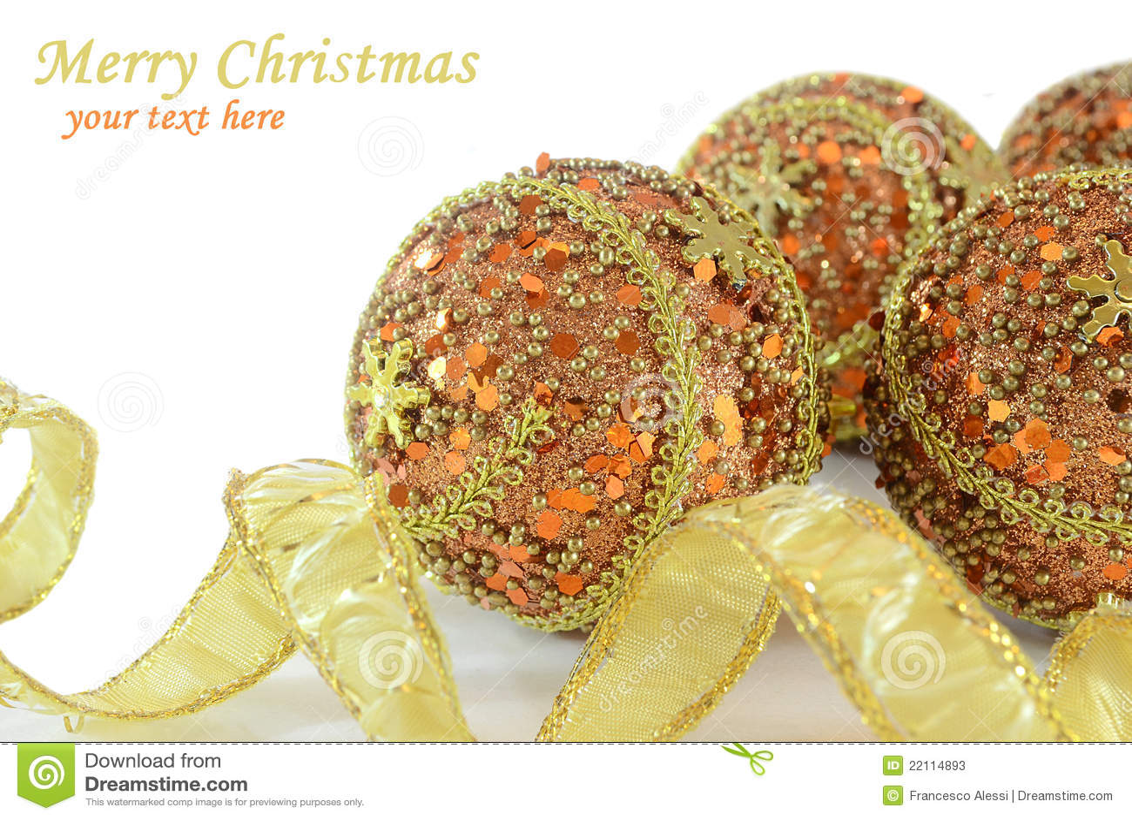 Bożych narodzeń dekoracj złota pomarańcze