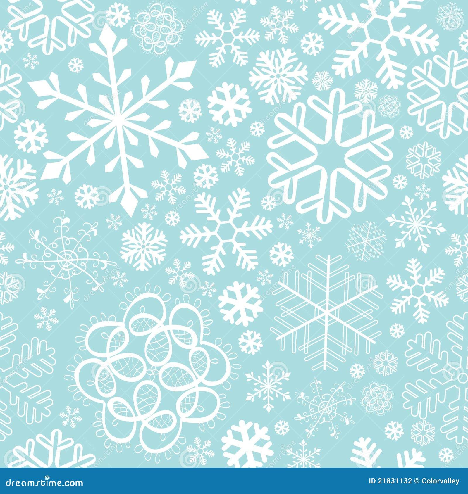 Bożych narodzeń nowy deseniowy bezszwowy płatka śniegu rok