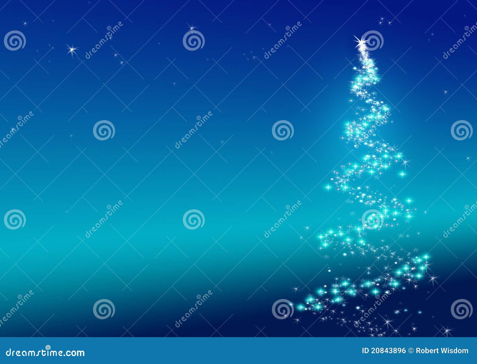 Bożych narodzeń sparkler drzewo