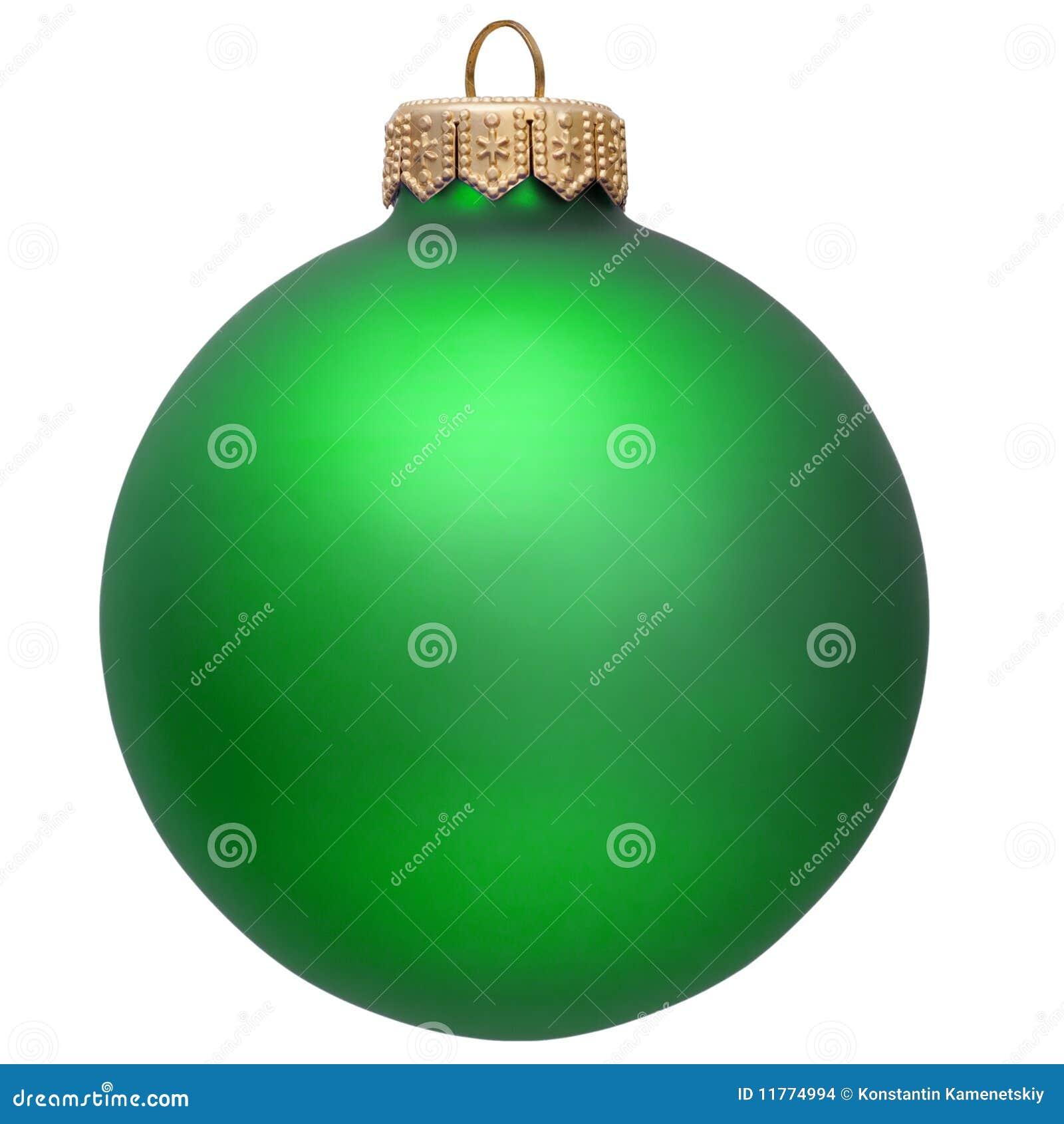 Bożych narodzeń zieleni ornament
