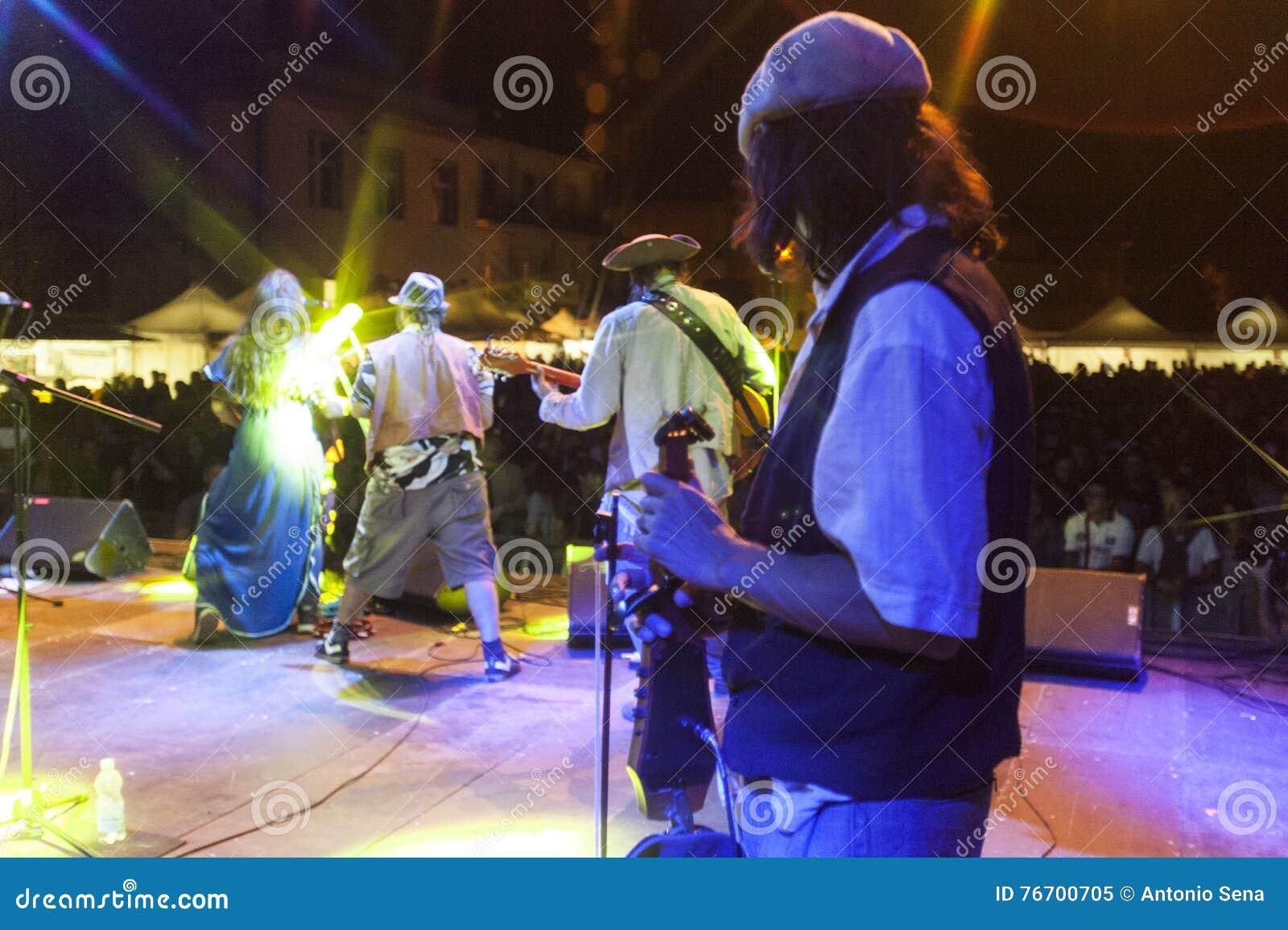 Bo den capitan konserten av fanfarriadel