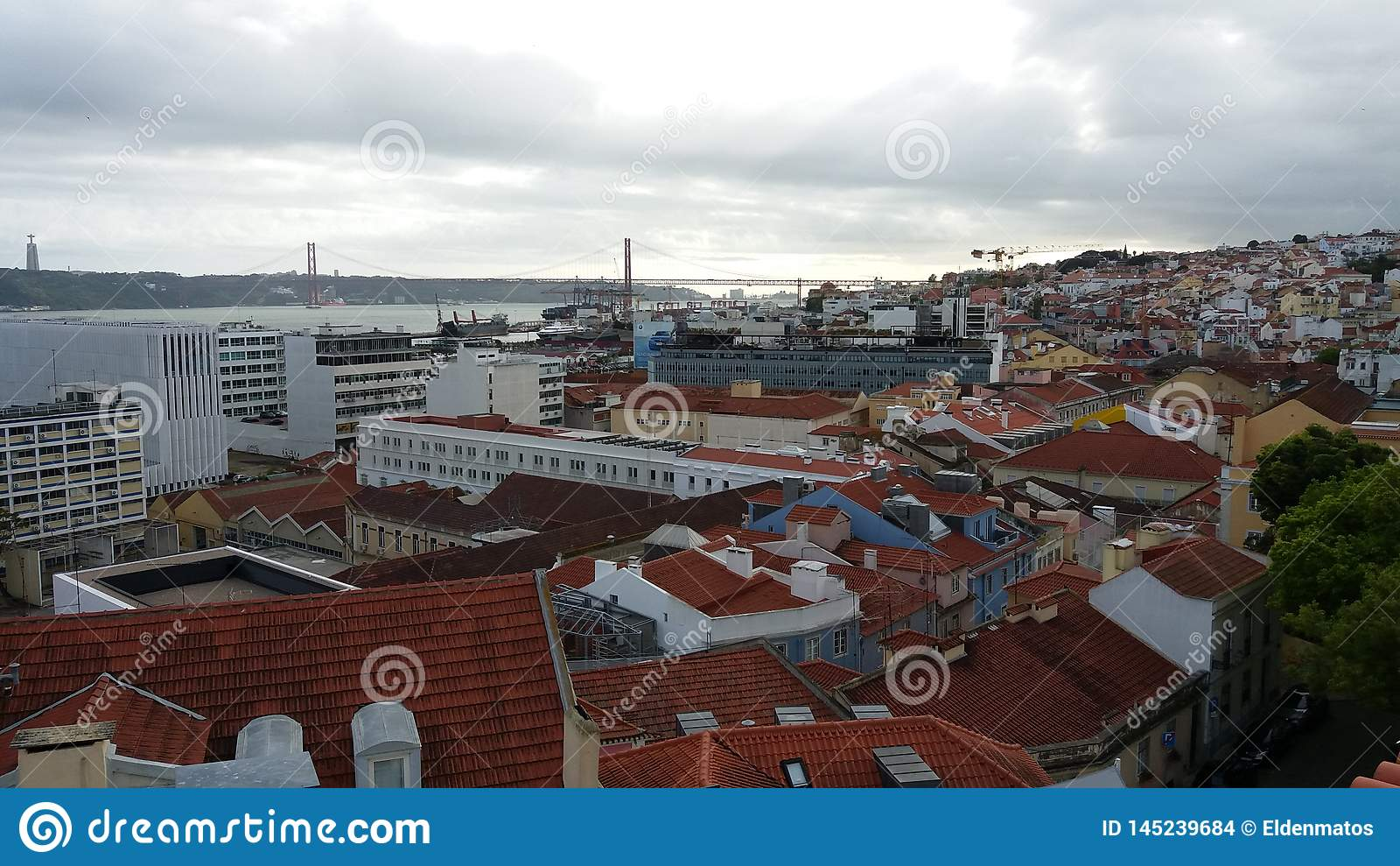 Boa imagem de Lisboa Portugal
