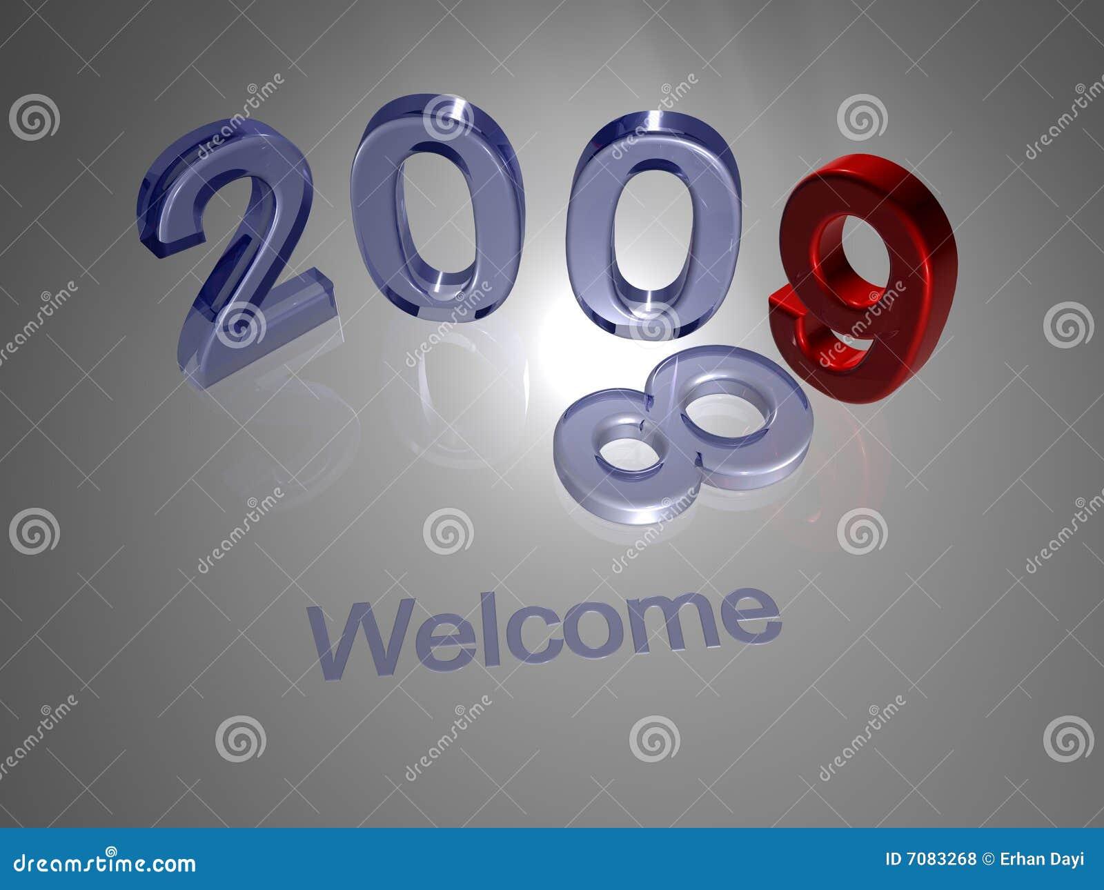 Boa vinda 2009