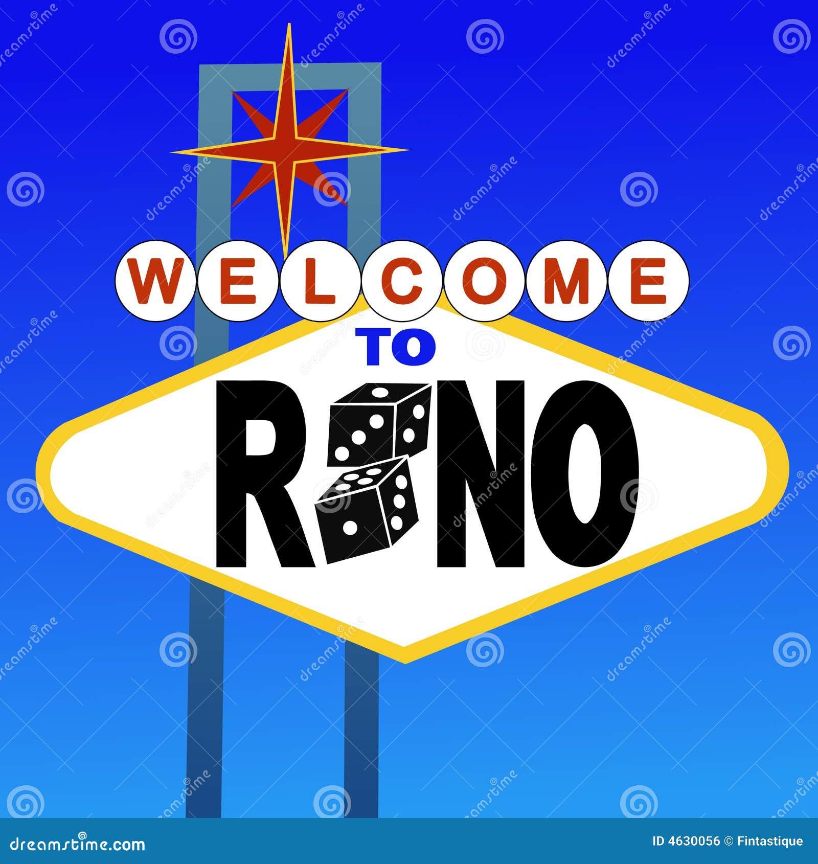 Boa vinda ao sinal de Reno