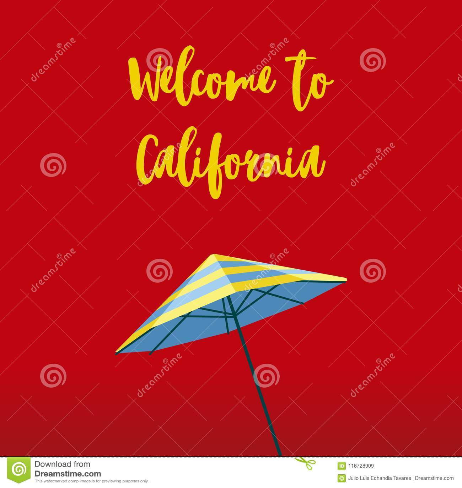 Boa vinda a Califórnia