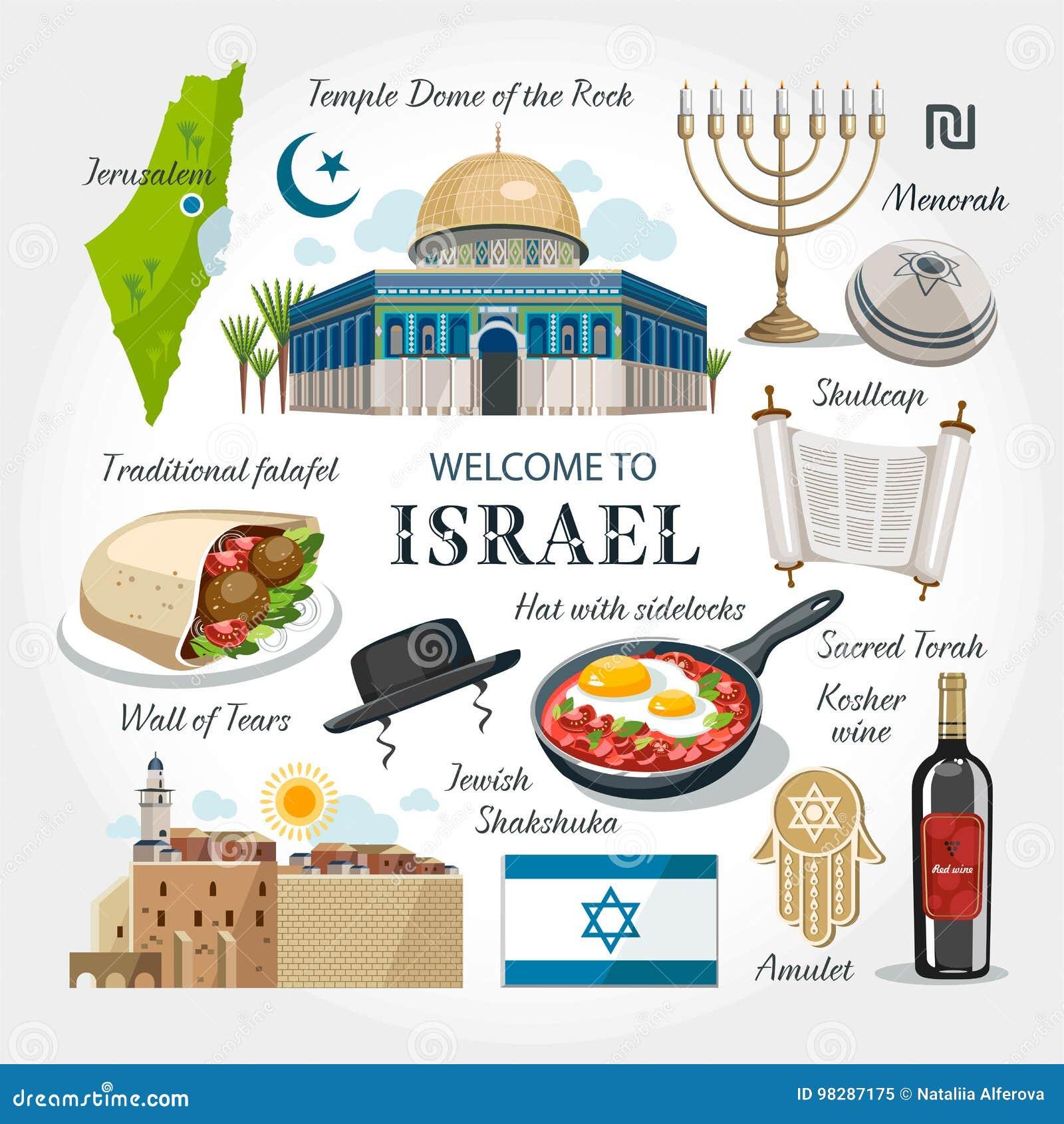 Boa vinda a Israel