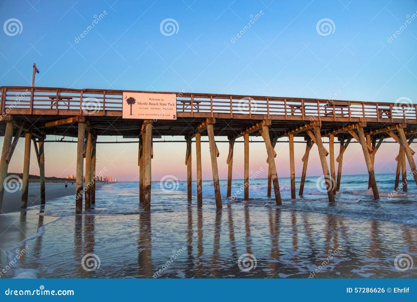 Boa vinda a Myrtle Beach
