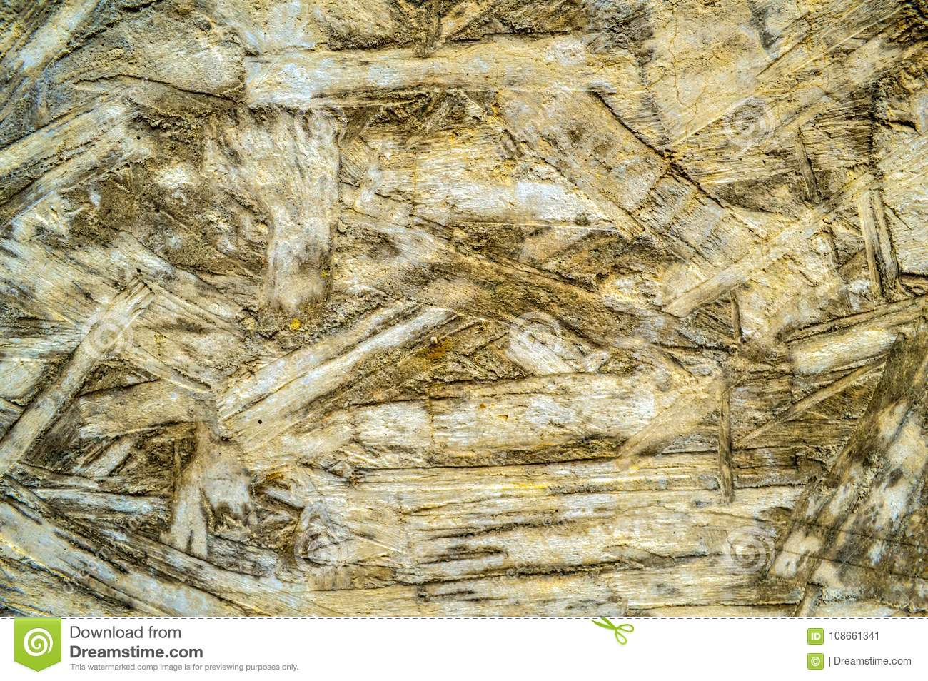 Board Formed Concrete Texture Stock Image - Image of formed, finish ...