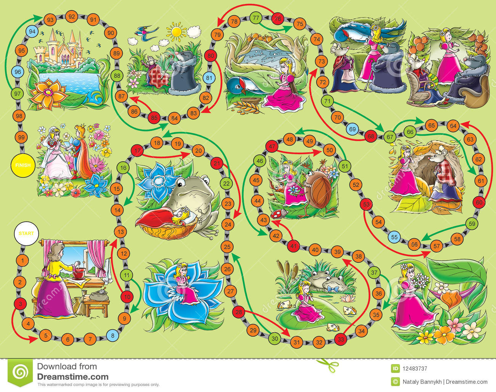 magic fairy игра