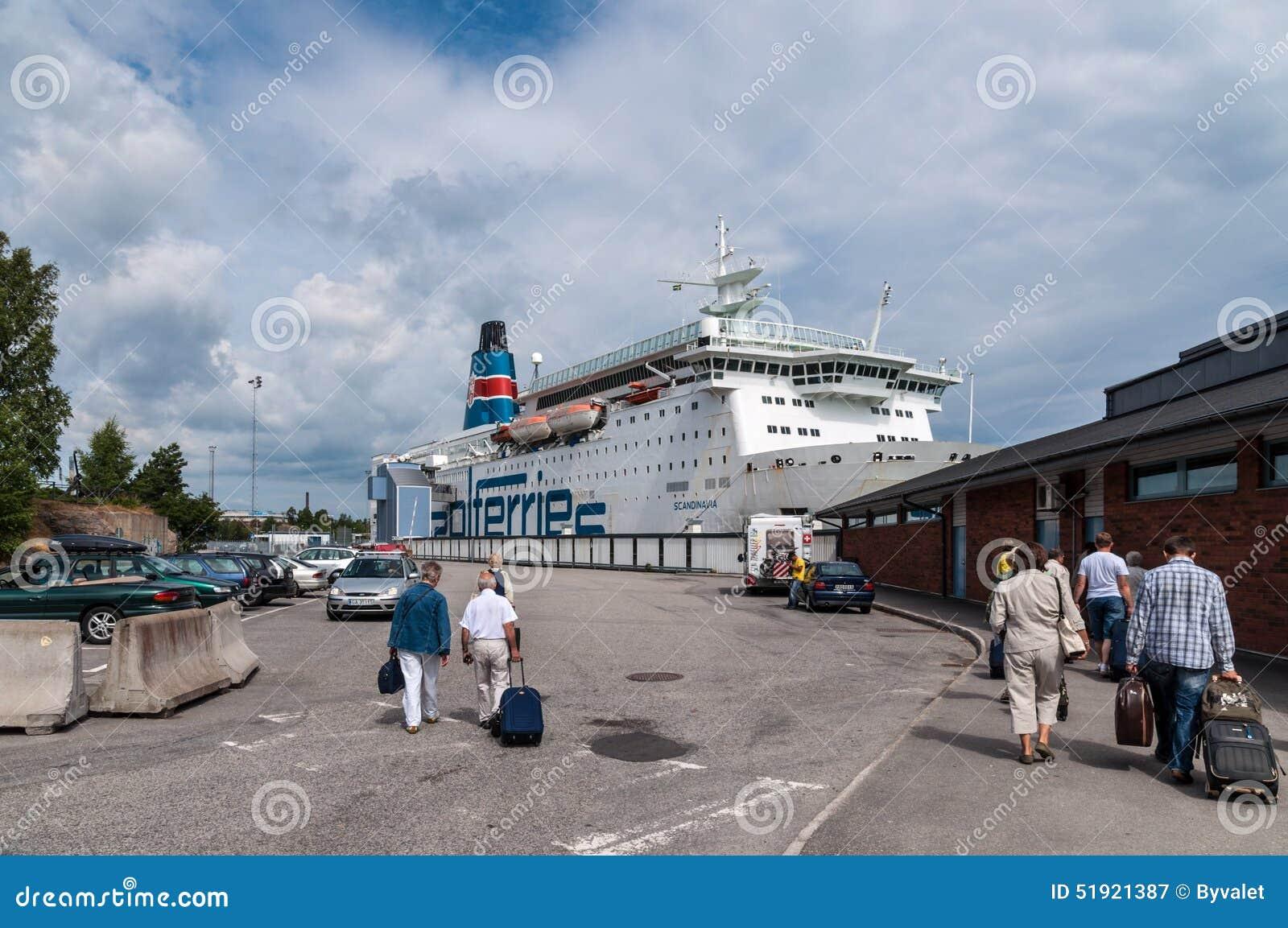 Ferry nynäshamn